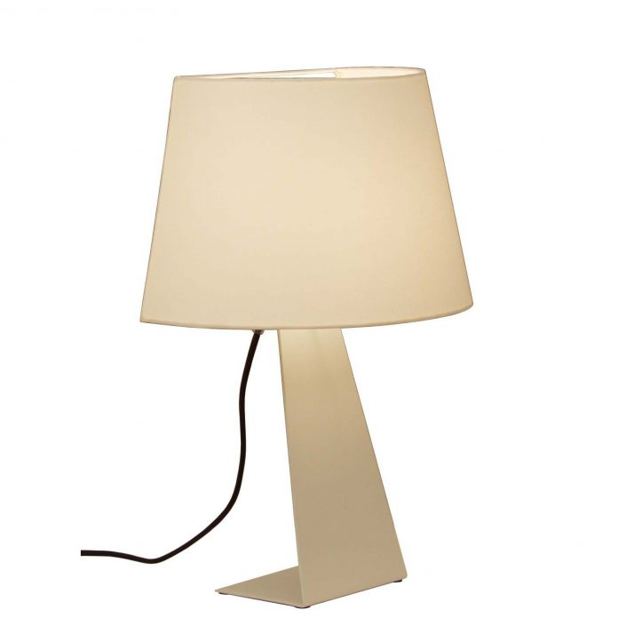 Donna hvid bordlampe fra VillaMax.dk