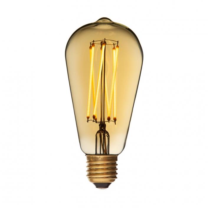 LED dekorationspære 2,5W 813096 fra Danlamp