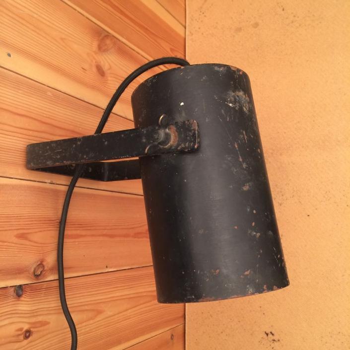Vintage teaterlampe fra VillaMax