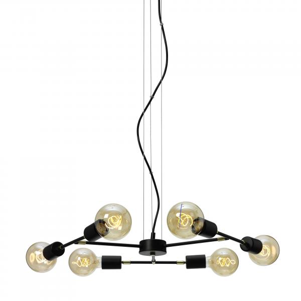 Loftlampe med dekopærer fra VillaMax