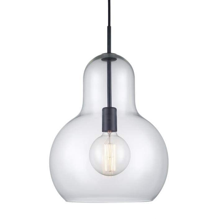Glaslampe til stuen eller køkkent