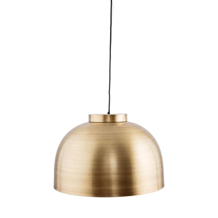 Messinglampe Bowl fra House Doctor